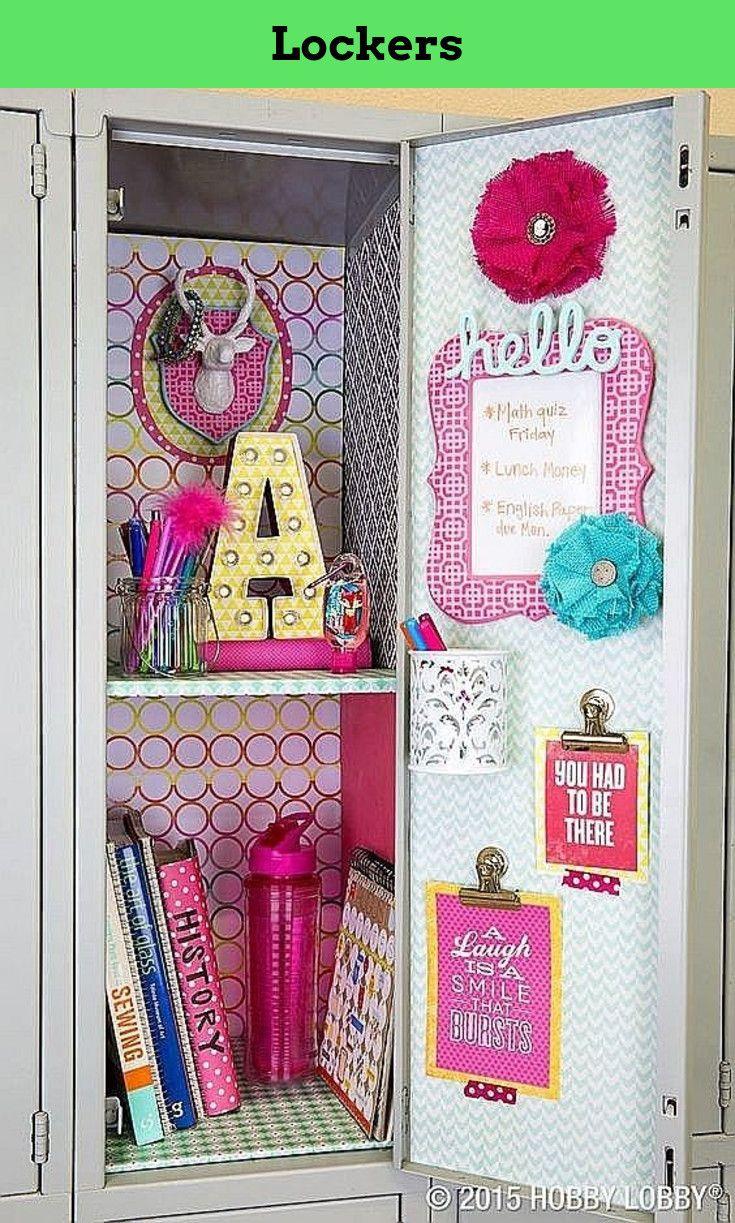 Work Locker Ideas Ideas For Lockers Lockers Lockerideas Lockerdecorations Want To Know More About School Locker Decorations School Lockers School Diy