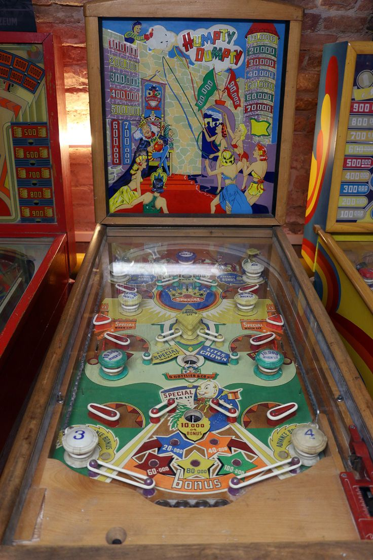 The 50 Most Awesomely Innovative Pinball Machines of All Time | The