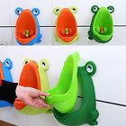 Lovely Frog Boy Kid Baby Toilet Training Children Potty Urinal Pee Trainer Urine