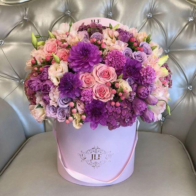 Sweet Life Jlf Los Angeles Pink Flower Arrangements Pink And Purple Flowers Fresh Flowers Arrangements