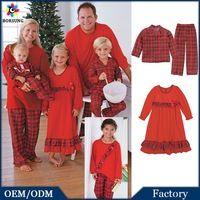 Últimas Cottin vestidos de diseño a juego de color rojo navidad pijama a cuadros navidad de la familia - Identificación del producto : 60268540226 - m.spanish.alibaba.com