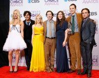 Сериал «Теория большого взрыва» стал лучшим по версии Teen Choice Awards