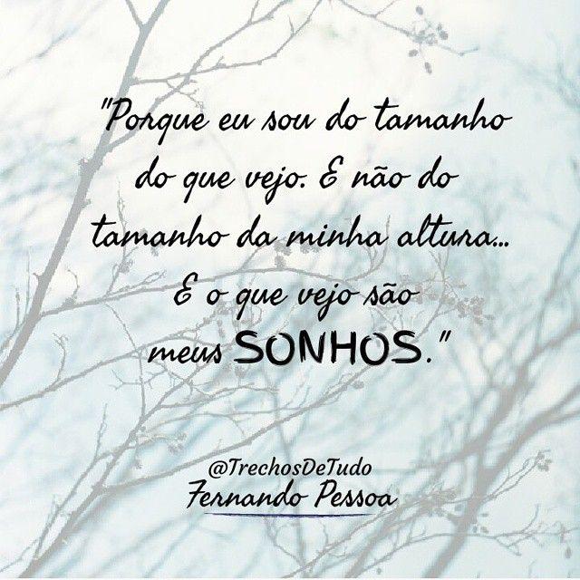 Fernando Pessoa ❤ #fernandopessoa                                                                                                                                                                                 Mais