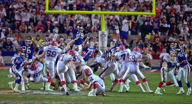 10 Iconic Sports Moments Everyone Gets Wrong - Scott Norwood, Wide Right