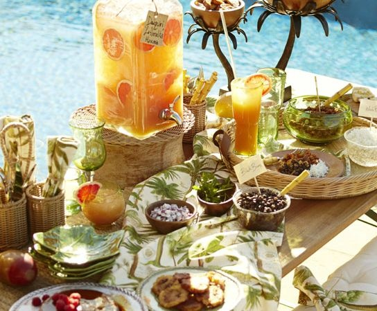 154 Best Images About Caribbean Party Ideas And: 78 Best Images About #Tropical Party On Pinterest
