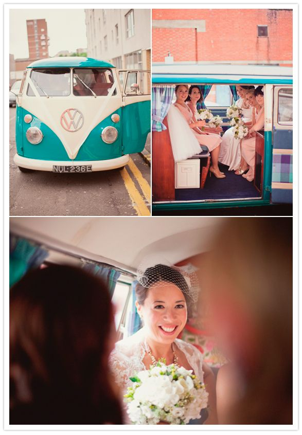 volkswagen wedding ride-do you think we can get one of these?