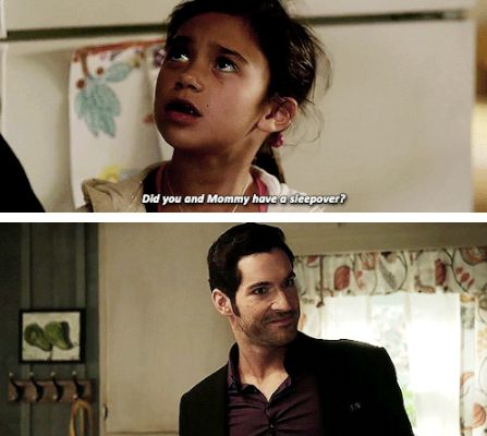 trixie and lucifer --- 1x04: Manly Whatnots