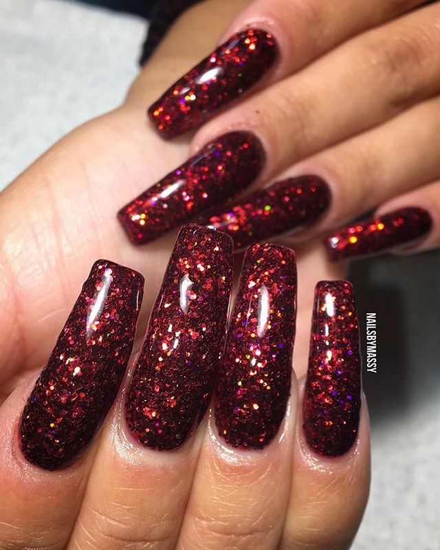 Glitter Nails And Spa Nyc