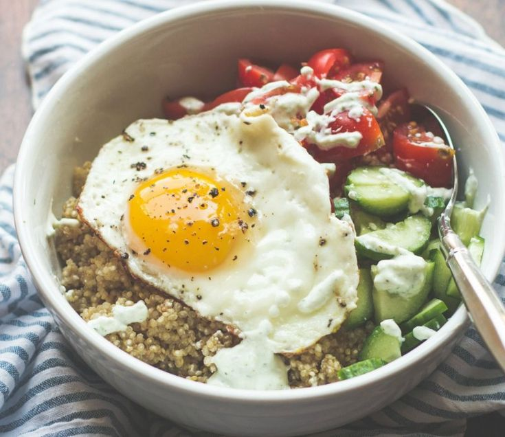 10 of the Healthiest Breakfasts to Start Your Day
