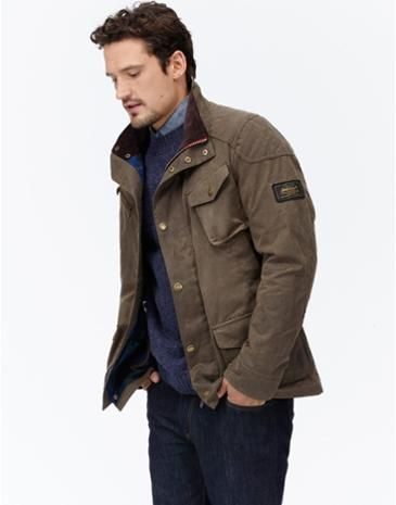 LOCKHART Men's Wax Jacket