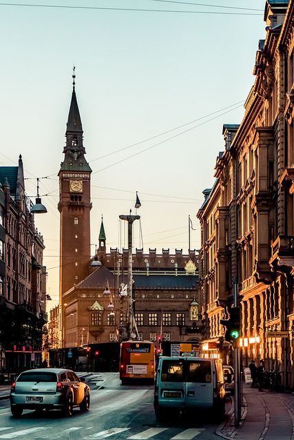 Copenhagen City Hall by Agent Smith, via Flickr