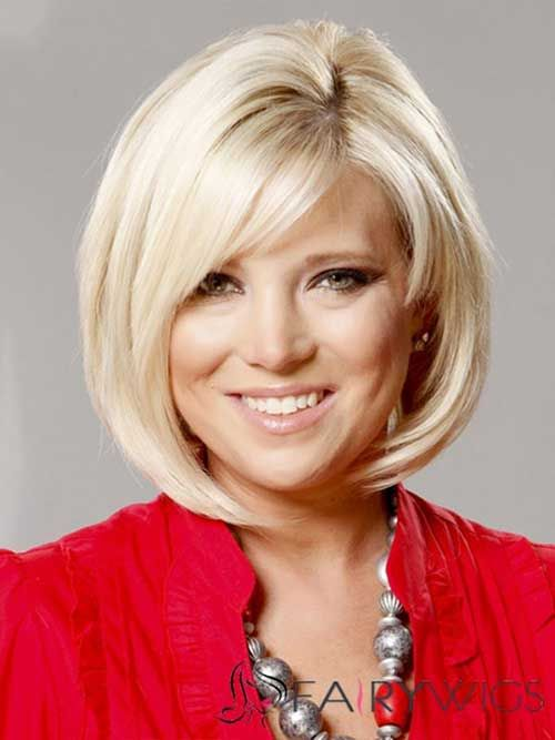 15 Bobs Hairstyles for Round Faces | Bob Hairstyles 2015 – Short Hairstyles for …