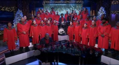 Video: Young People's Chorus of New York City on 'Tonight Show Starring Jimmy Fallon,' 'A Charlie Brown Christmas' Theme Song Performance