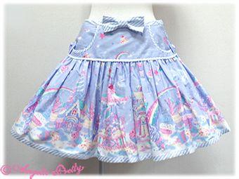 Milky Planet skirt