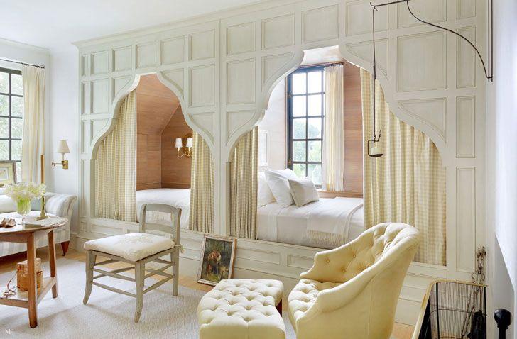 Невероятный особняк в колониальном стиле на берегу озера в США | Пуфик - блог о дизайне интерьера