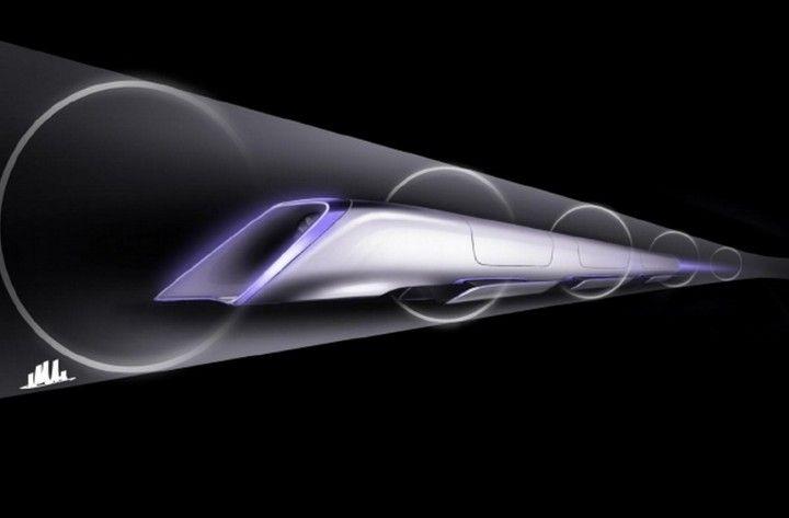Серебряная пуля: Элон Маск раскрыл секреты Hyperloop #tech #invest