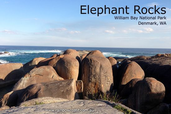 Elephant Rocks William Bay National Park Denmark, Western Australia