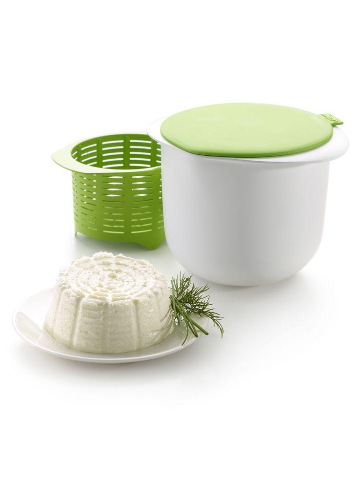 Lekue Cheese Making Kit - Lekue Cheese Maker