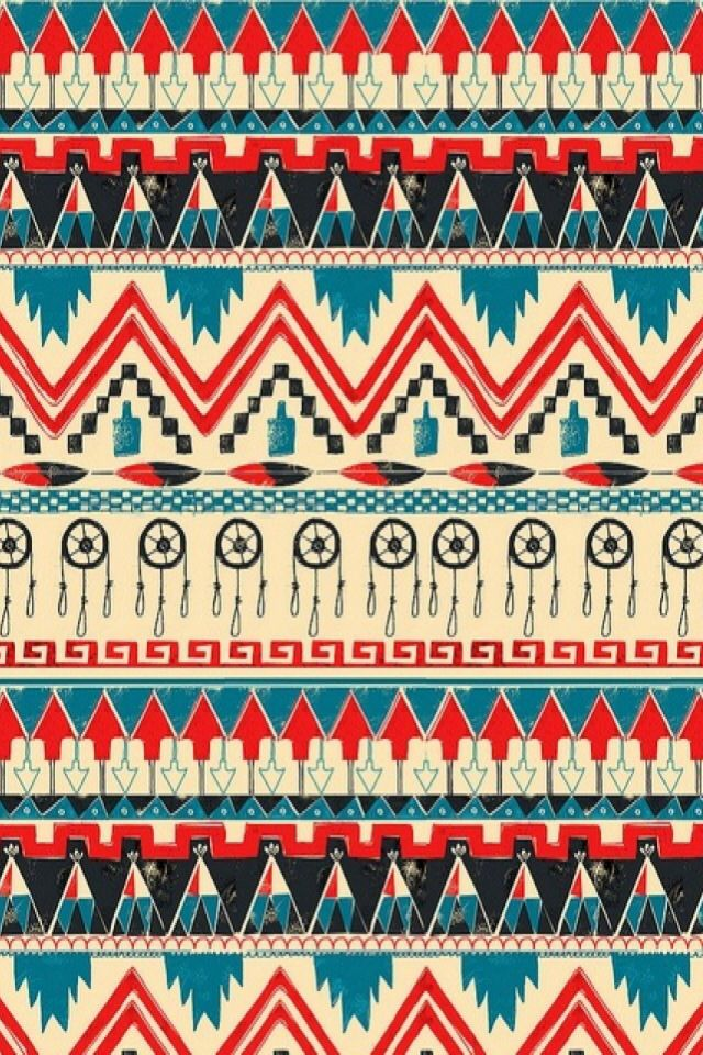 Iphone Wallpaper Aztec Tribal Tjn Randoms Pinterest