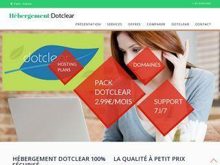 Hébergement web avec nom domaine gratuit et IP français