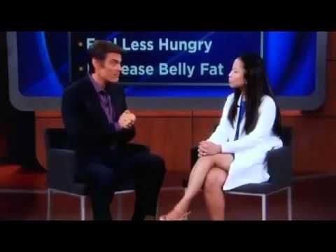 Dr. Oz talks about Garcinia Cambogia for weight lost which is in Arbonne's Metabolism boost.