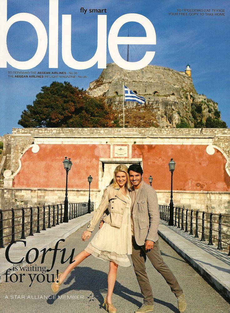 Island of Corfu photo: olympia krasagaki