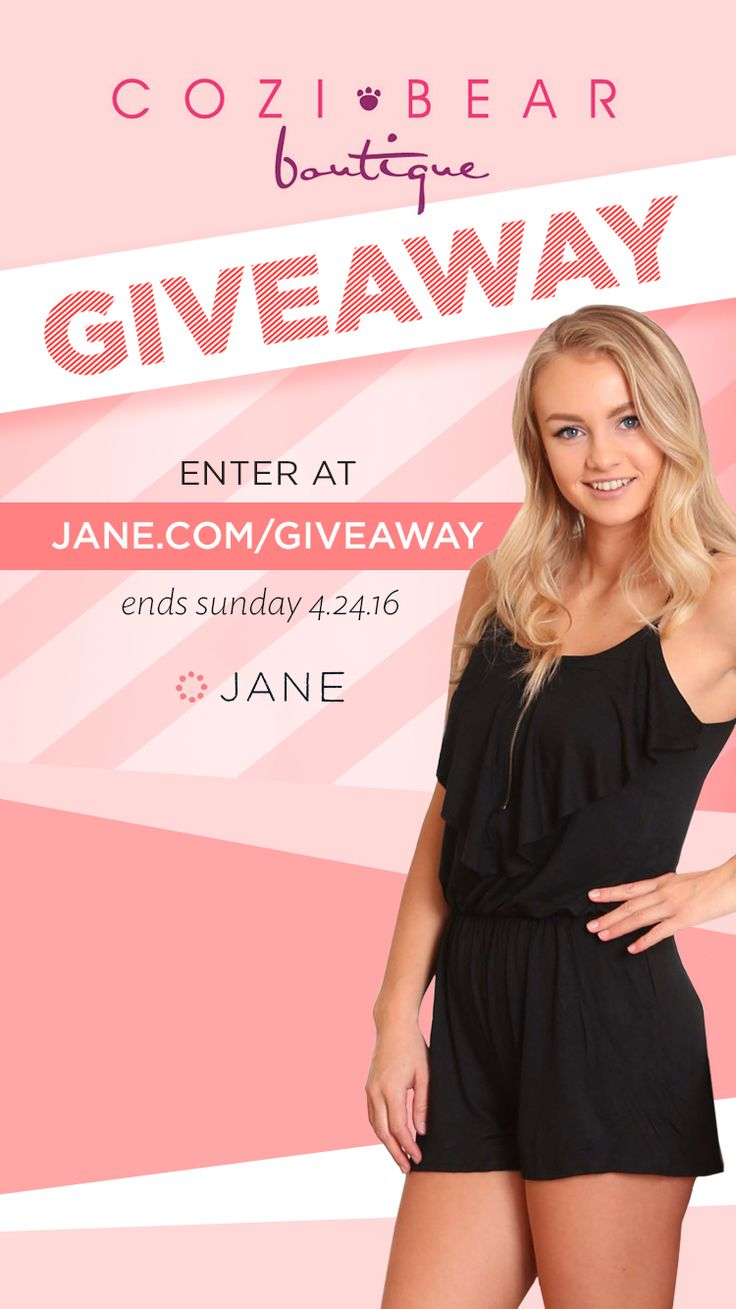 I entered the @veryjane #Giveaway for a chance to win fun prizes!  Enter here!  https://wn.nr/x98dsg