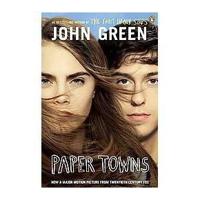 Paper Towns (Media Tie-In) (Paperback) by John Green : Target