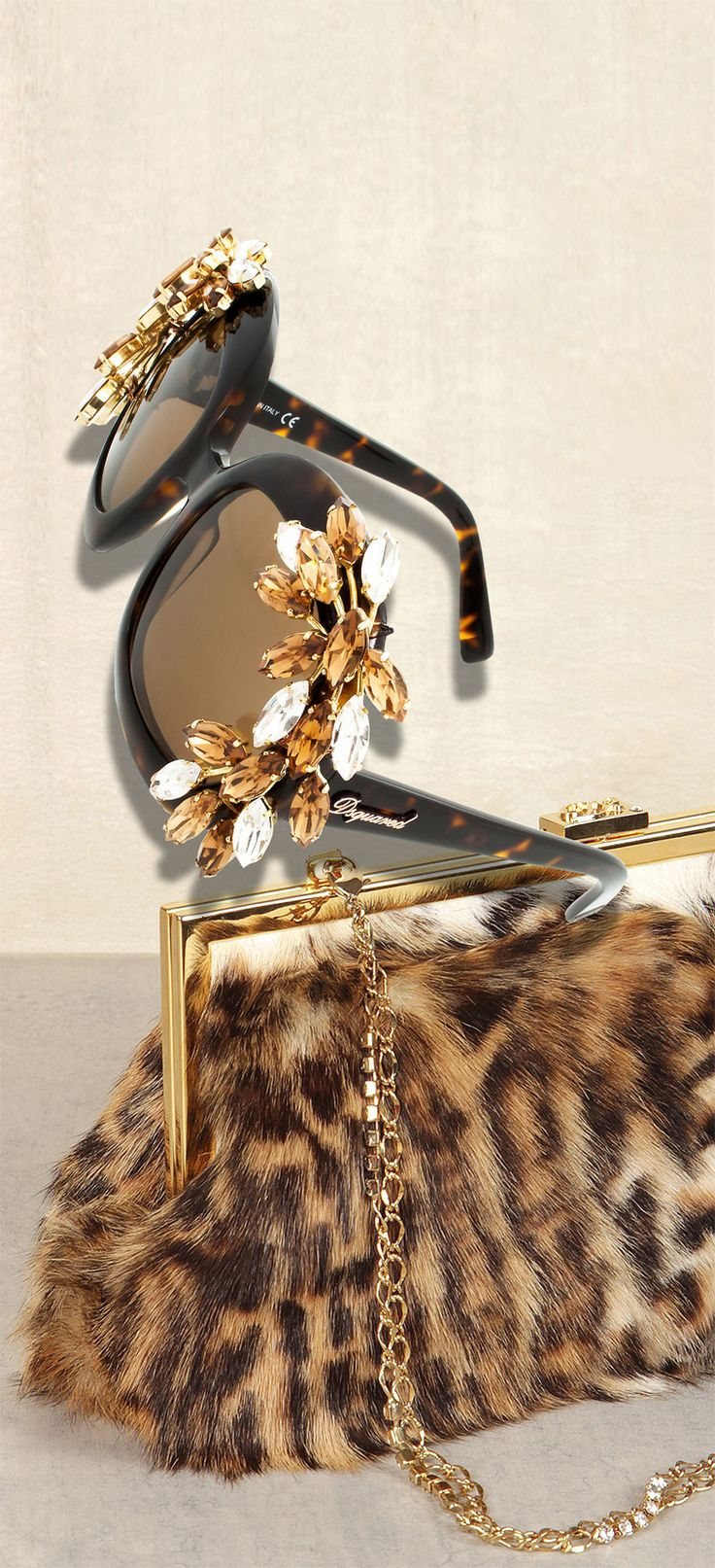 Frivolous Fabulous - A Little Leopard for Miss Frivolous Fabulous