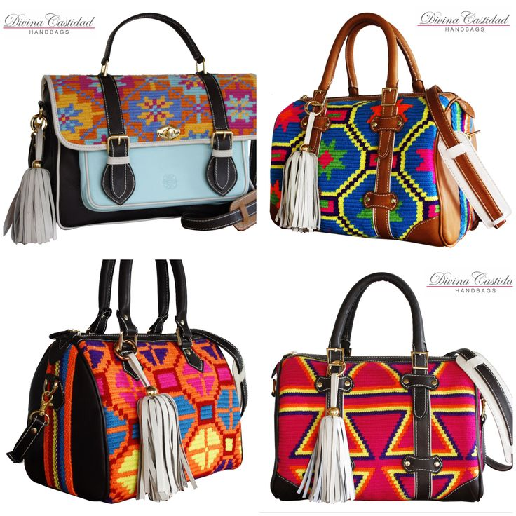 DCH Wayuu www.divinacastidadhandbags.com