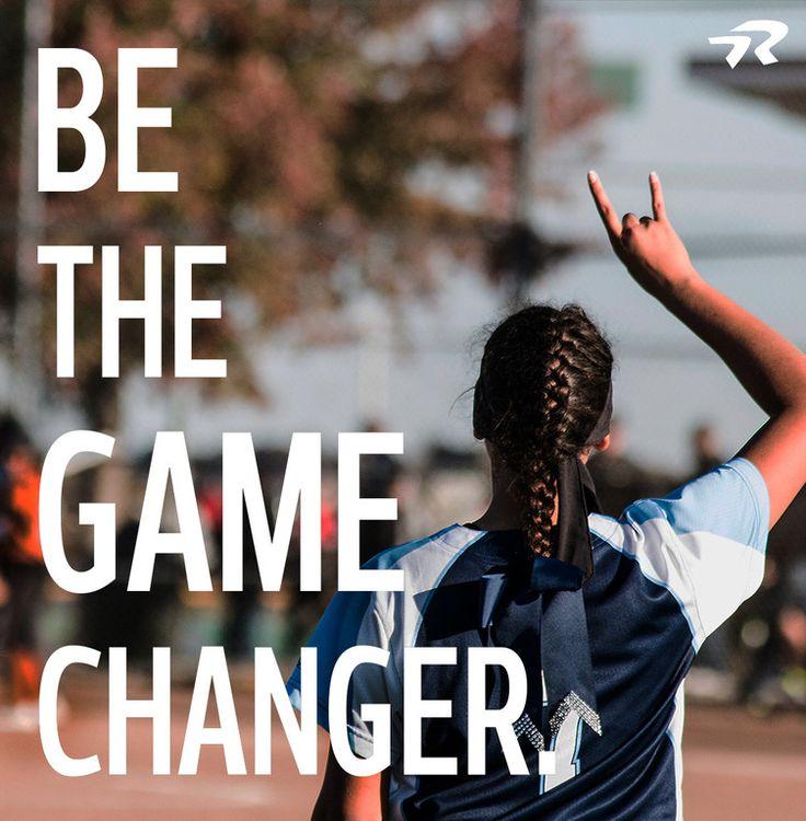 Command the field. #softballstrong
