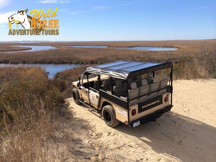 Wild Horse Adventure Tours custom Hummer H1