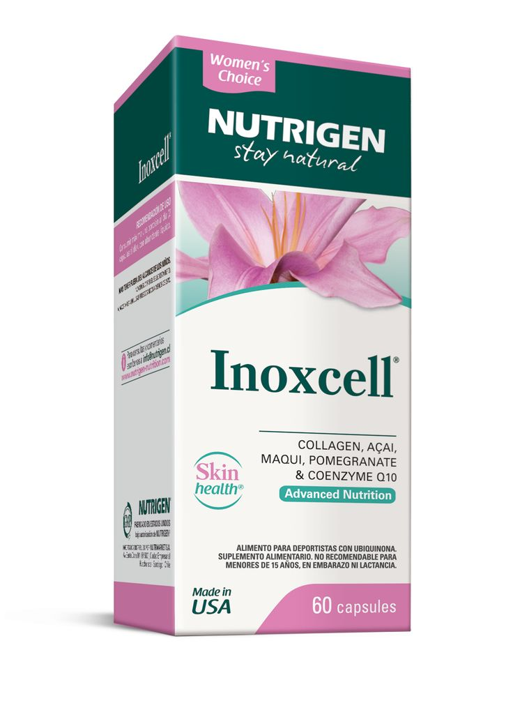 Inoxcell Premia - Mujertop
