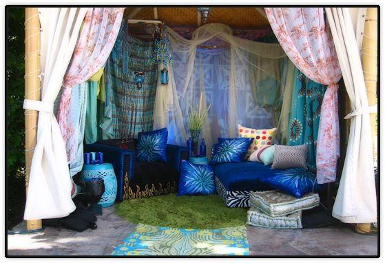 Harem room :D