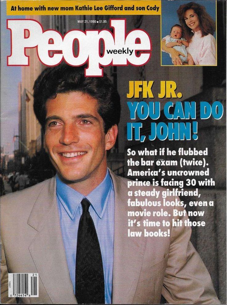 People magazine John F. Kennedy Jr. Kathie Lee Gifford Bob Newhart Olivia D'Abo