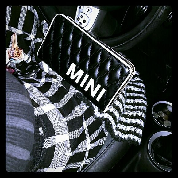 MINI wallet Cutest cooper wallet not too sure I want to let it go ;P From MINI Cooper dealership. Authentic. NWT. Betsey Johnson Other
