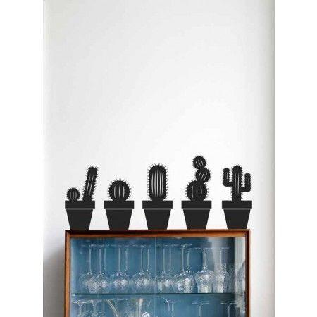 Ferm Living Cactus Wallsticker