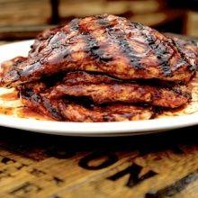 Recipe: Peg Bracken's Back Country Ham Slice (I Hate to Cook Book, 1960) - Recipelink.com