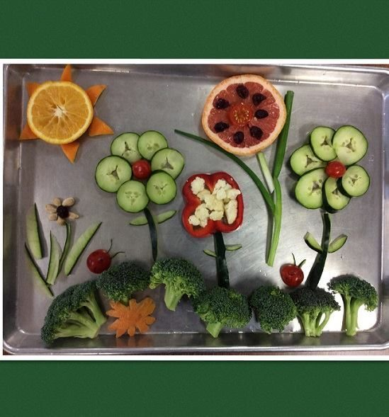 Sometimes the food fights over #SchoolLunch are just plain exhausting ... but then, all it takes is a fun photo from a district serving #RealSchoolFood in School Meals That Rock. Thanks Coppell ISD Child Nutrition and Jean Jean Carol Pittman-Mosley for making my day with this springtime tray today!!