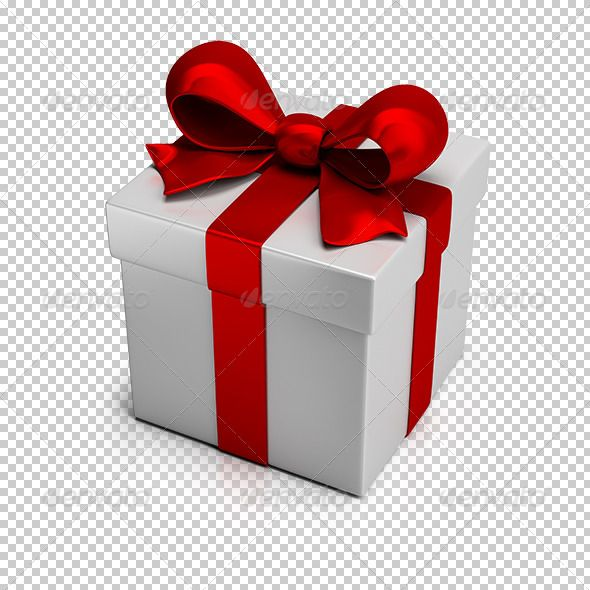 Christmas Gift Background: Graphics, Presents And Backgrounds