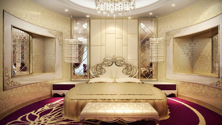 Luxury Master Suites