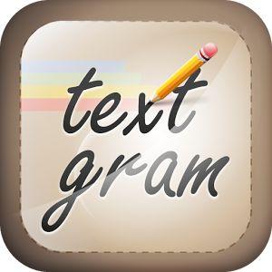 Textgram, para crear carteles, murales