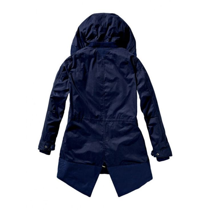 john-andy.com | Maison Scotch parka