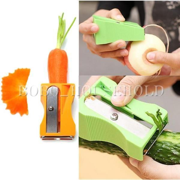 Gemüseschäler Obstschäler Für Möhren Gurken Bleistiftspitzer Aufschnittmaschine