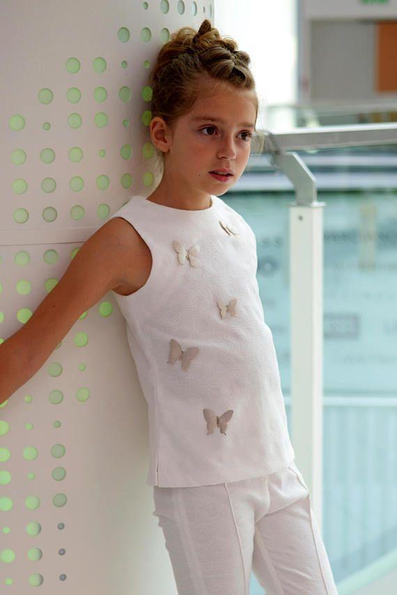 05a21eebf2bdc Girls jacquard cotton top/Vacation tank top/Summer top/Toddler girl ...