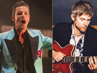 """Canal Electro Rock News: The Killers apresentam cover de """"I Predict A Riot"""", com participação de Nick Hodgson"""