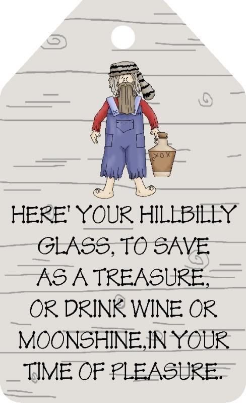 13 Best Images About Redneck Wine Glass On Pinterest