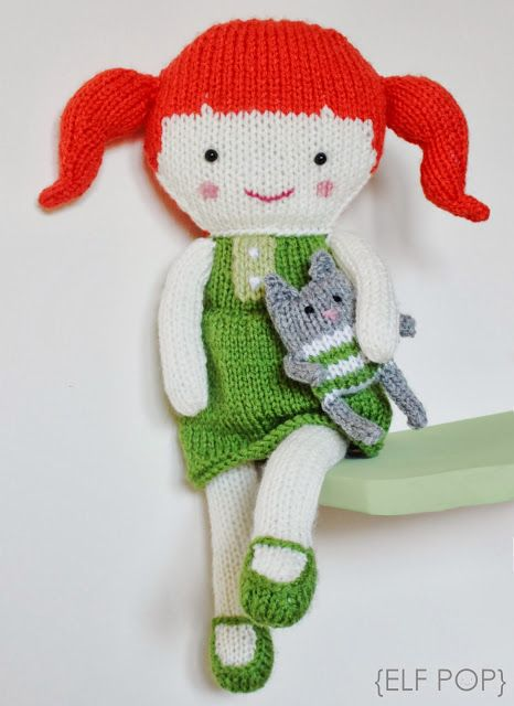 Elf Knitting Hearts : Images about knitting on pinterest free pattern