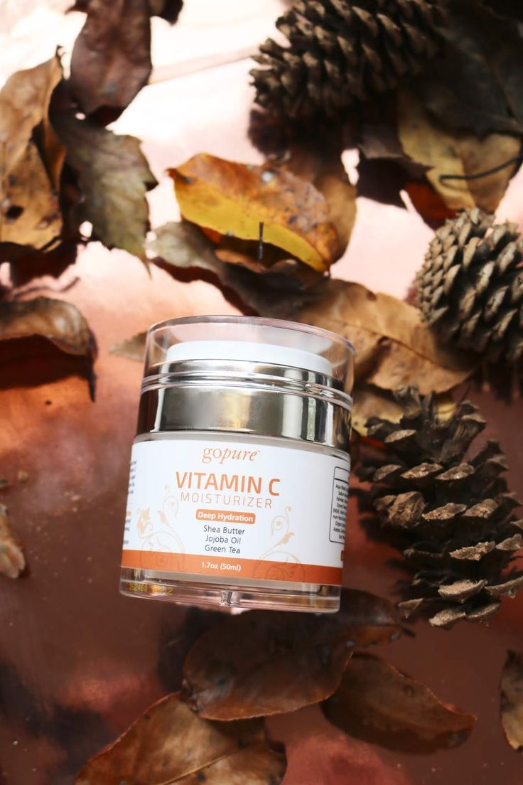 Transition your skincare routine for fall! GoPure