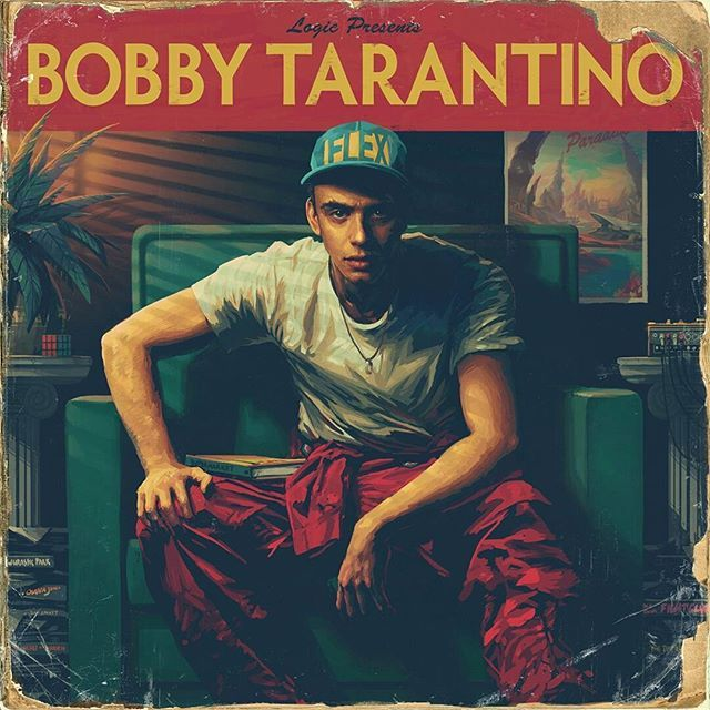 Surprise! New Logic mixtape out now. Available on ALL streaming services. #BobbyTarantino